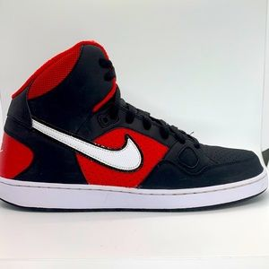 Men's 2017 Nike Son of Force Mid Bred shoes